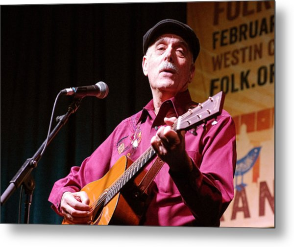 Folk Alliance 2014 Metal Print