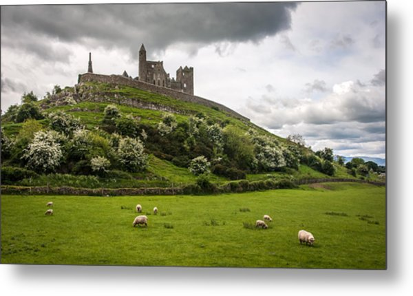 For The Love Of Ireland Metal Print