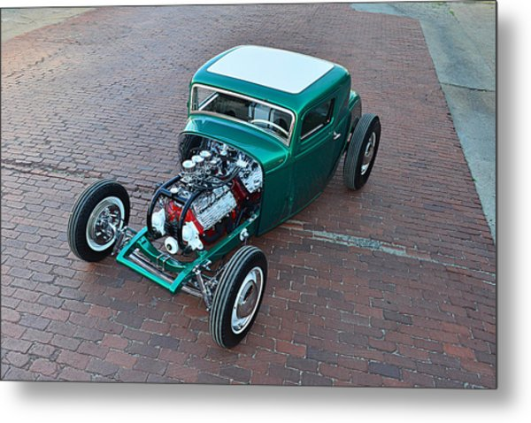 Ford 5-window Coupe Metal Print