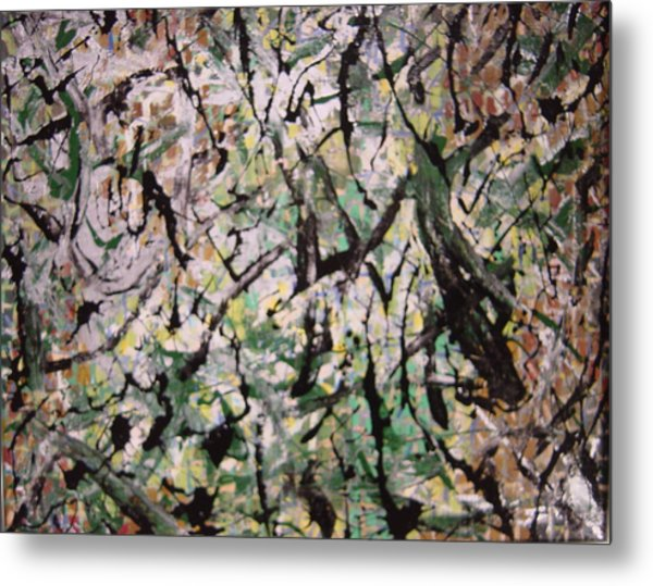 Forest Metal Print by Biagio Civale