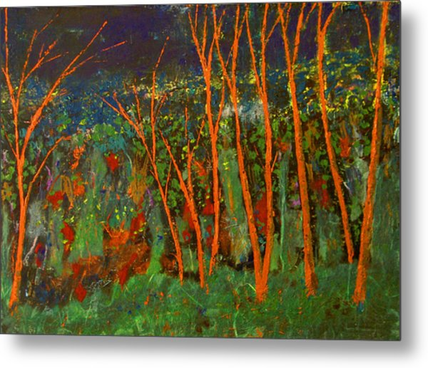 Forest Of Morpheus Metal Print