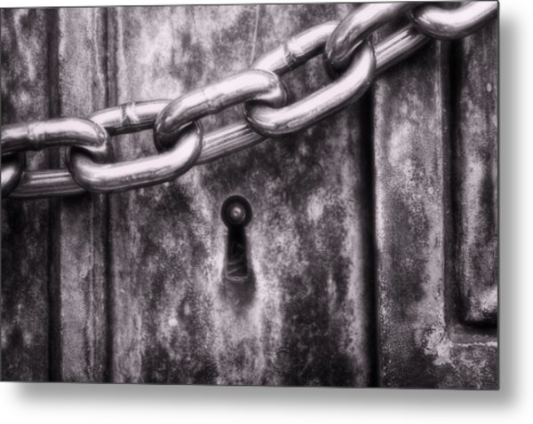 Forever Guarded Metal Print
