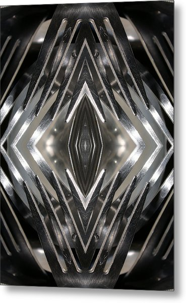 Forks Metal Print by Tracy Henham