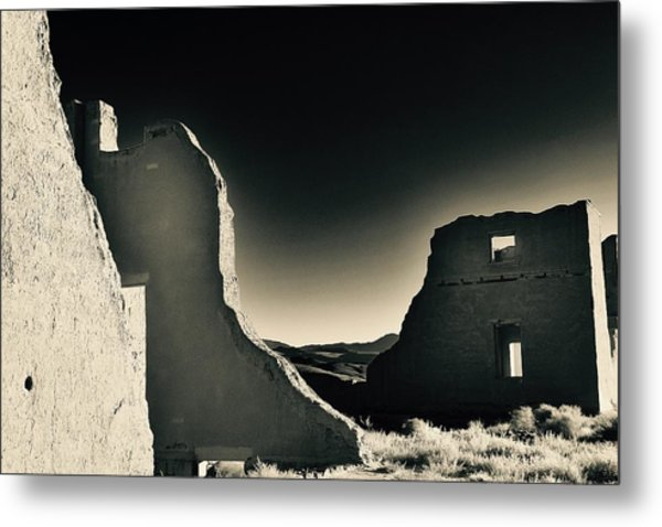 Fort Churchill State Historic Park Metal Print