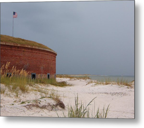 Fort Massachusetts  Metal Print