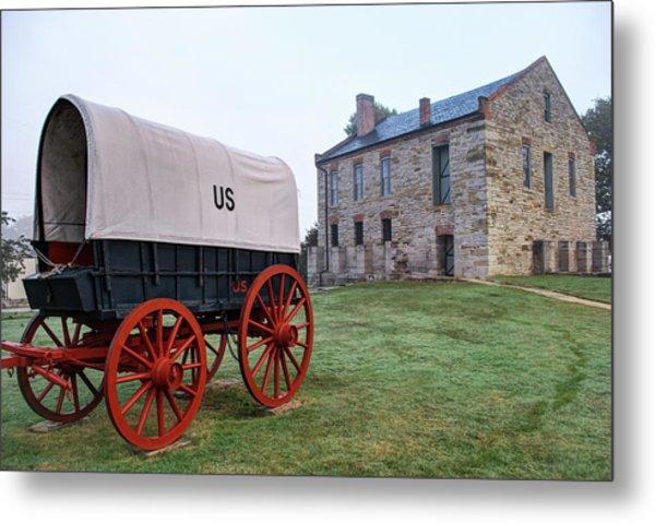Fort Smith National Historic Site - Arkansas Metal Print
