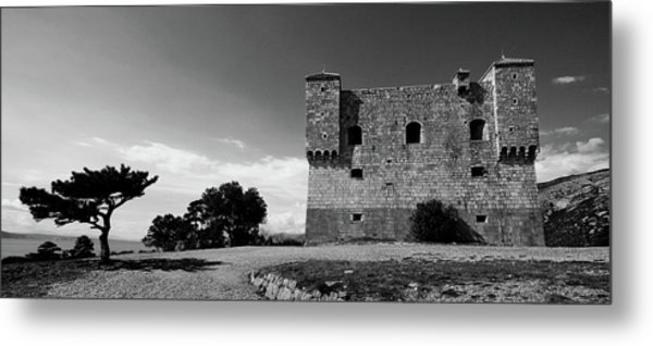 Fortress Nehaj In Senj Metal Print