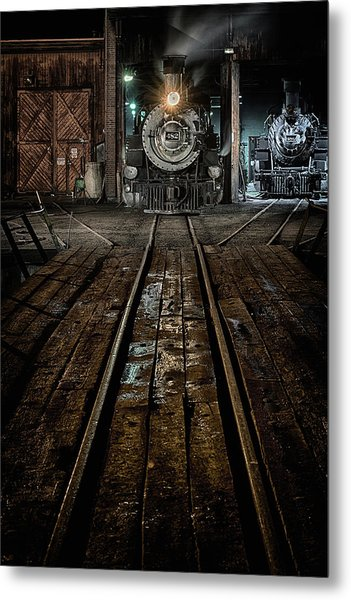 Four-eighty-two Metal Print