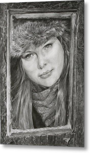 Framed - After Maureen Killaby Metal Print