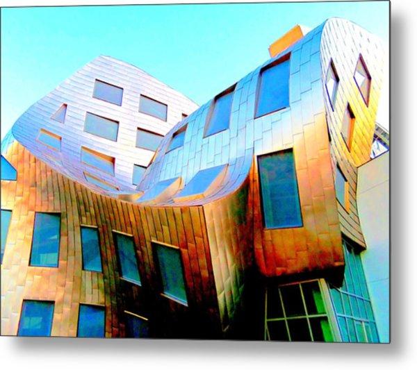 Frank Gehry 9 Metal Print