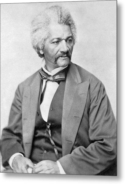 Frederick Douglass Metal Print