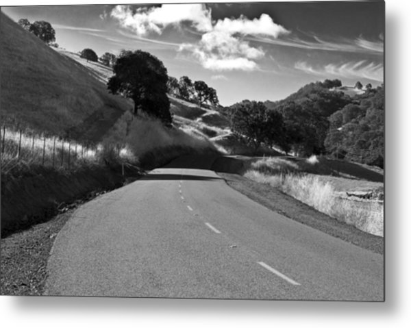 Freedom Road Metal Print