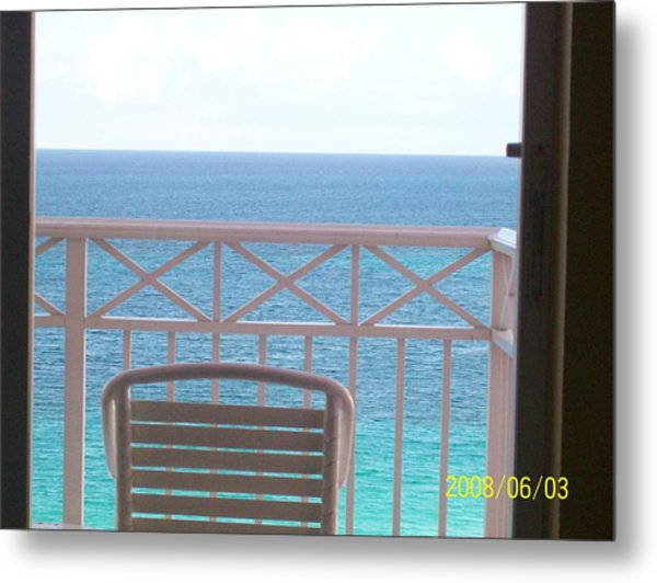 From My Room Metal Print by Rishanna Finney