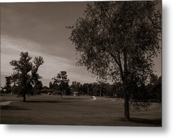 Metal Print featuring the photograph From The Fields - The Hermitage by James L Bartlett
