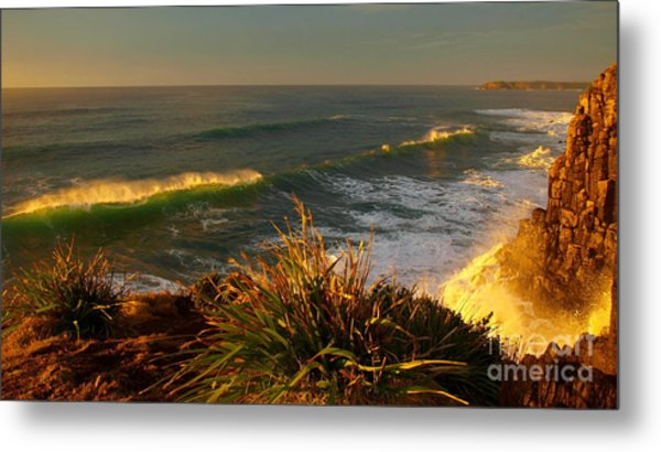 From The Headland Metal Print