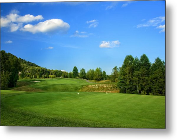 From The Tee Metal Print