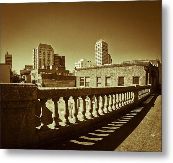 From The Viaduct Metal Print