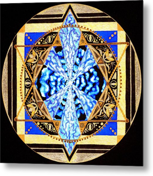 From Within Metal Print by Pam Ellis