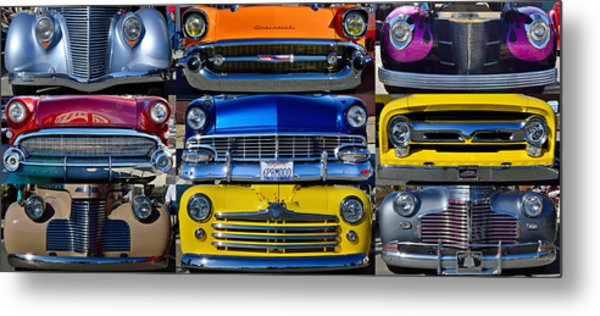 Front Ends Metal Print