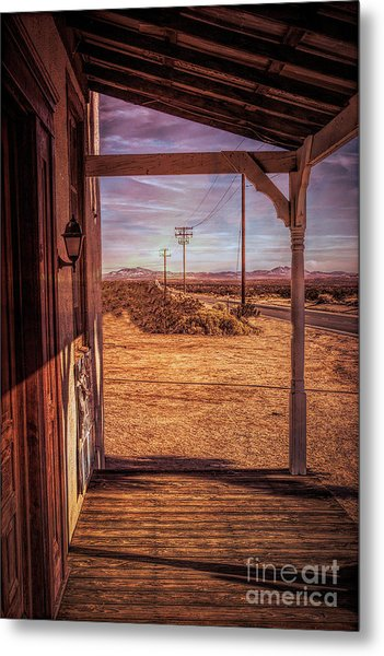 Front Porch Metal Print