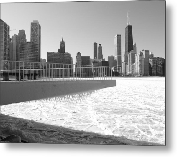Frozen Over Metal Print by Jacob Stempky