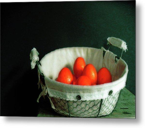 Fruit Art 24 Metal Print