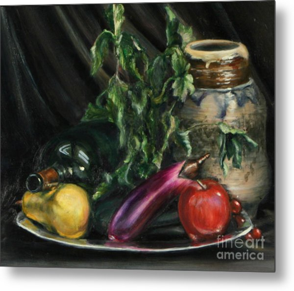 Fruit Metal Print by Lori McCray