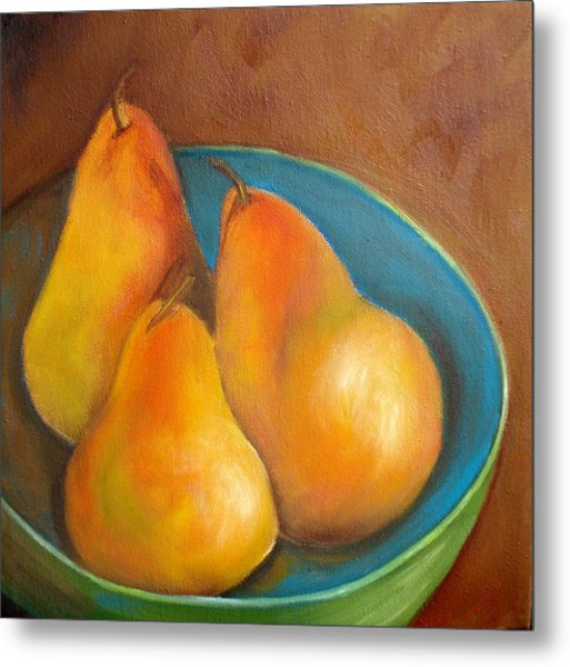 Fruit Of The Spirit--sold Metal Print
