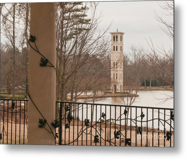 Furman Bell Tower 1 Metal Print