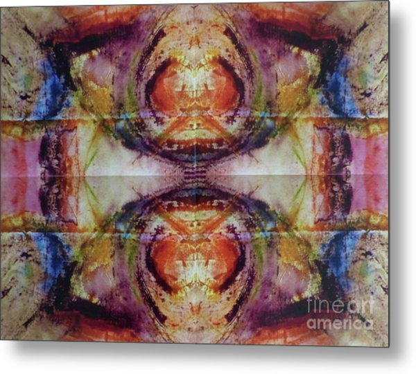 Fusion Metal Print