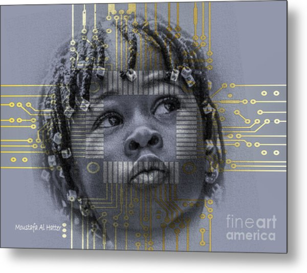 Rite Of Passage Metal Print