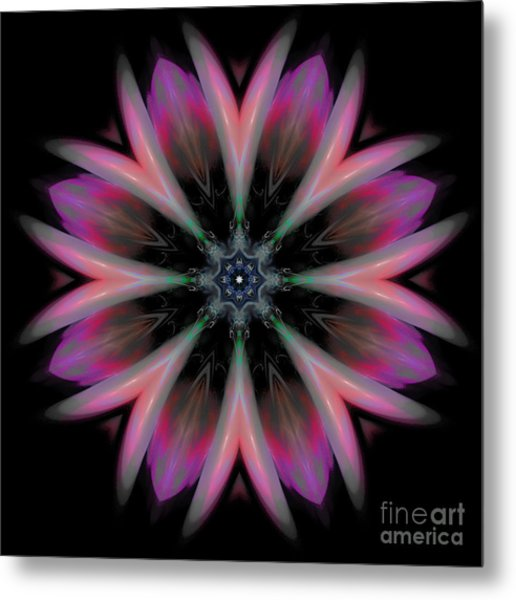 Galactic Boutonniere Metal Print