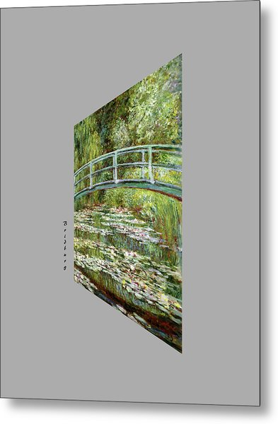 Garden At Noon Metal Print