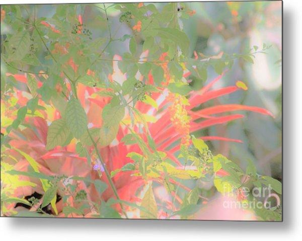 Garden Beauty Metal Print