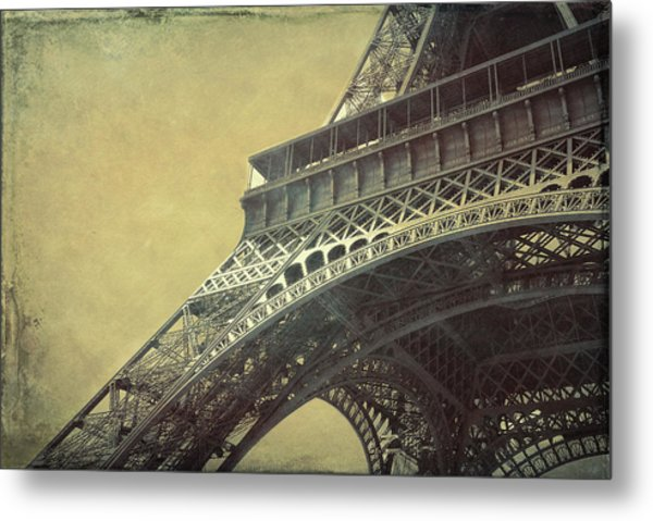Gastaves Recognition Grunge Metal Print by JAMART Photography