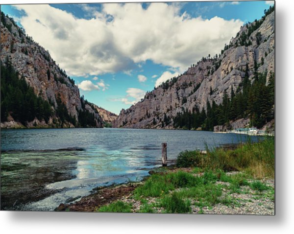Gates Of The Mountains Metal Print
