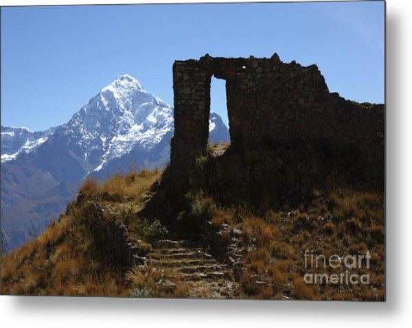 Gateway To The Gods 2 Metal Print