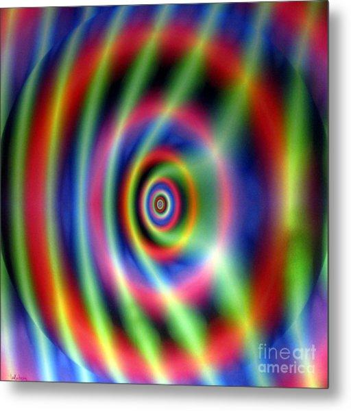 Genesis - The Big Bang Metal Print