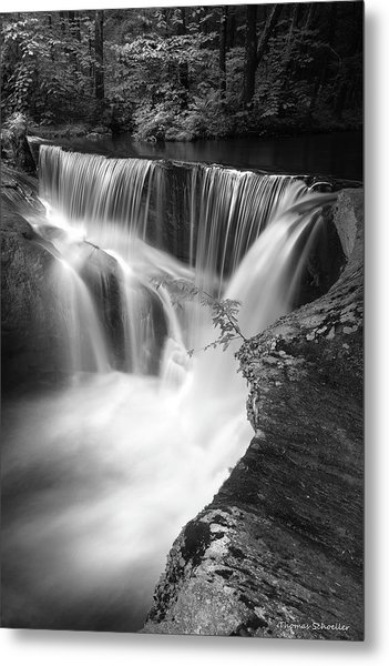 Metal Print featuring the photograph Gentle Process by Expressive Landscapes Fine Art Photography by Thom