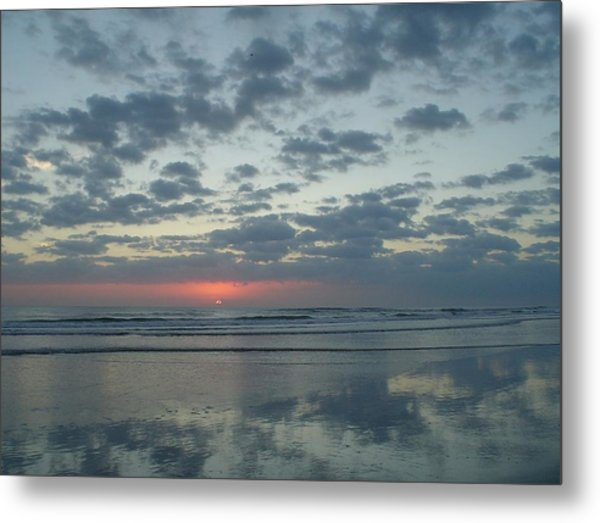 Gentle Sunrise Metal Print