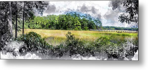 George Washington Trail Metal Print