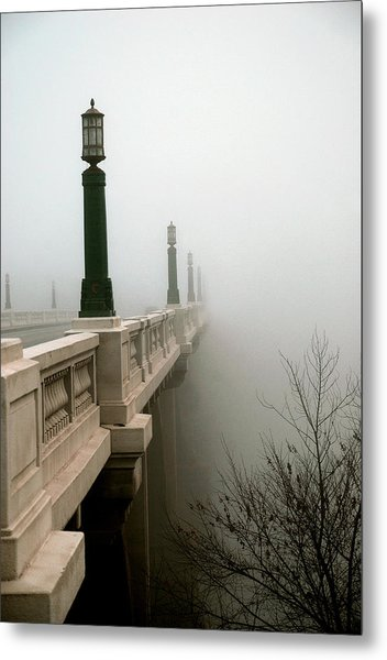 Gervais Street Bridge Metal Print
