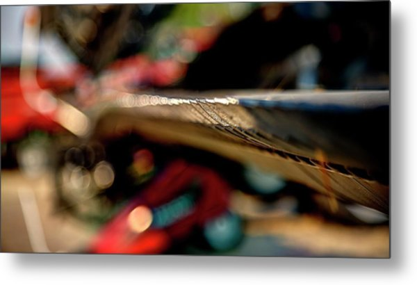 Get To The Point 6734 Metal Print