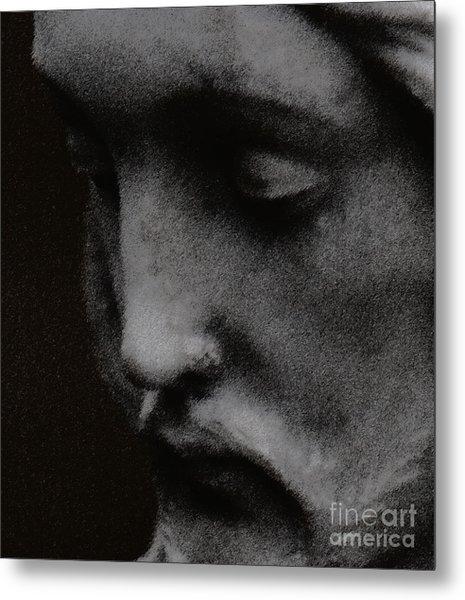 Gethsemane Metal Print