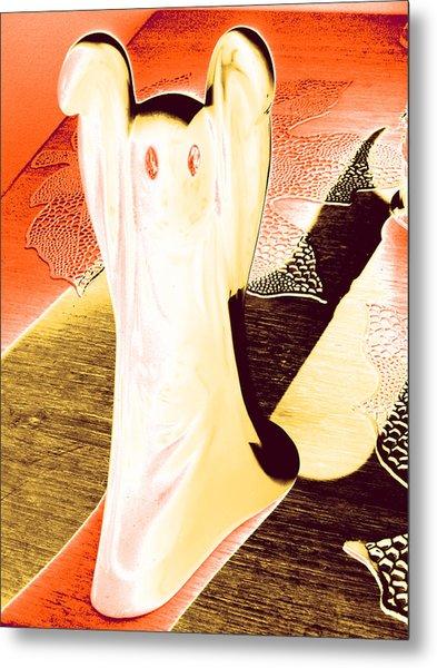 Ghost #1 Metal Print