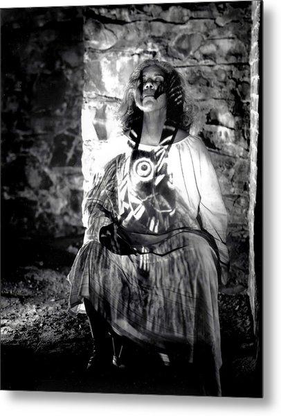 Ghosts Africa 1 Metal Print