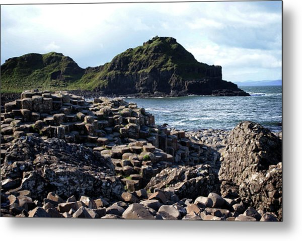 Giant's Causeway, Northern Ireland. Metal Print