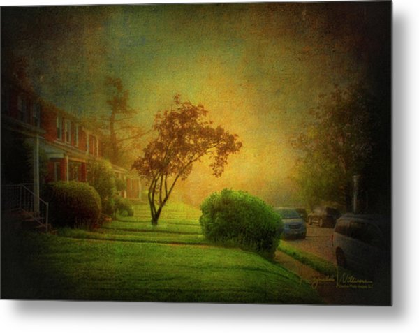 Gittings Avenue Metal Print