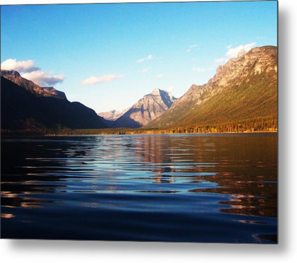 Glacier National Park 7 Metal Print