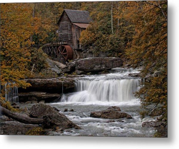 Glade Creek Mill 2011 Metal Print